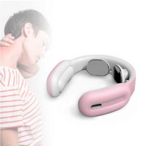 Neck Massager Main product image pink