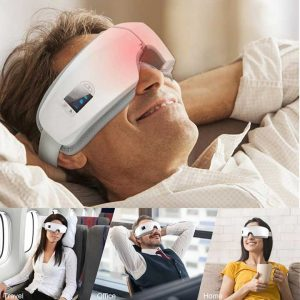 Eye Mask Massager Features use it everythere 4