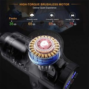 Quiet Massger Gun