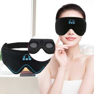 Bluetooth-sleeping-mask-product-with-female