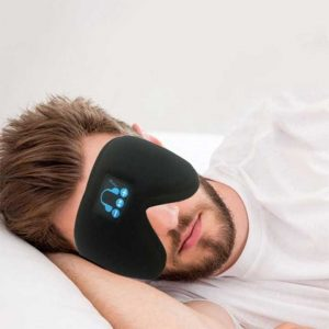 Music sleeping mask