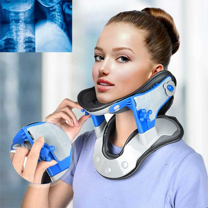Cervical Traction Device For Neck Pain PPE 1