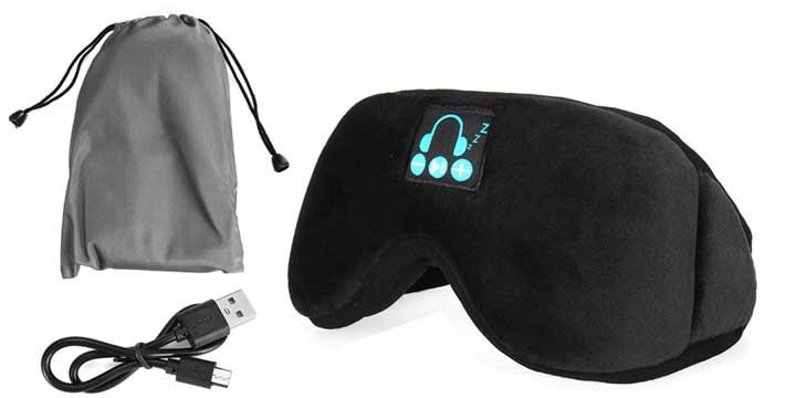 Bluetooth eye massager