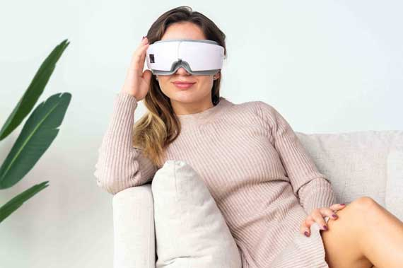 Smart Eye Massager Mask