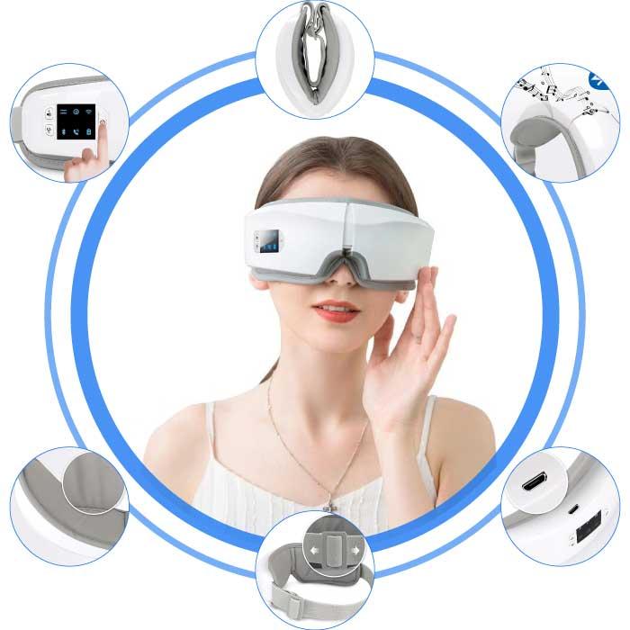 Eye Massager Designed for Comfort