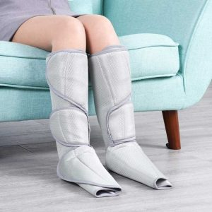 Legs-massager white with legs