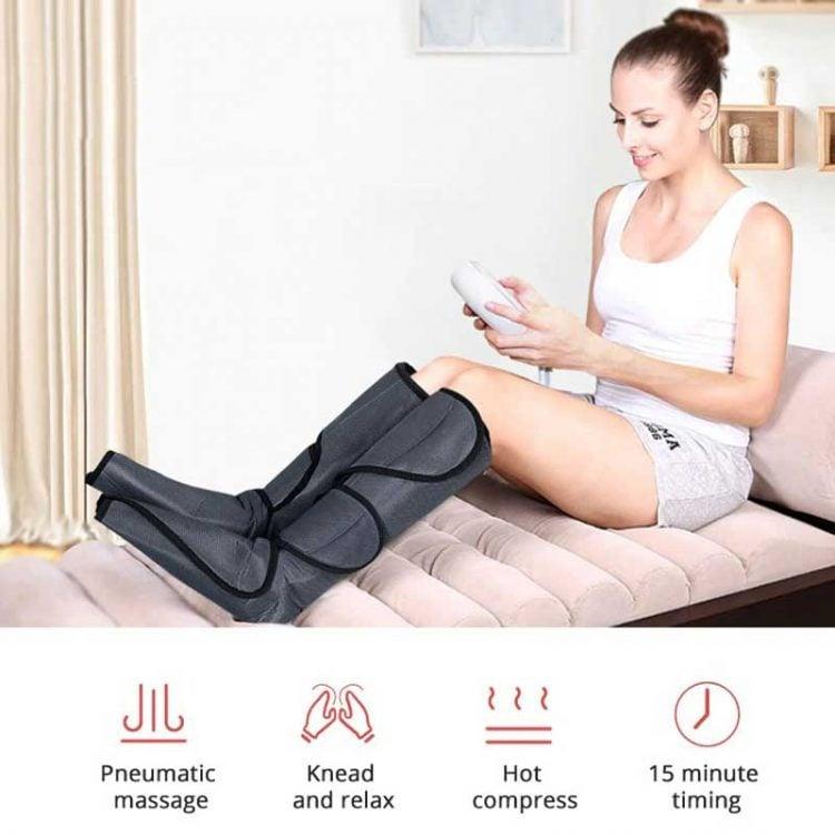 leg massager compression