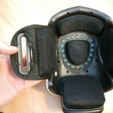 CapPro - Knee Massager With Heat and Compression photo review