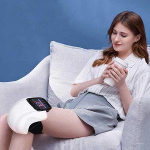 Knee massager model
