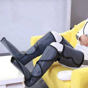 Product Image Leg Massager With Heat and Compression 3