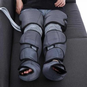 Product Image Leg Massager With Heat and Compression 5